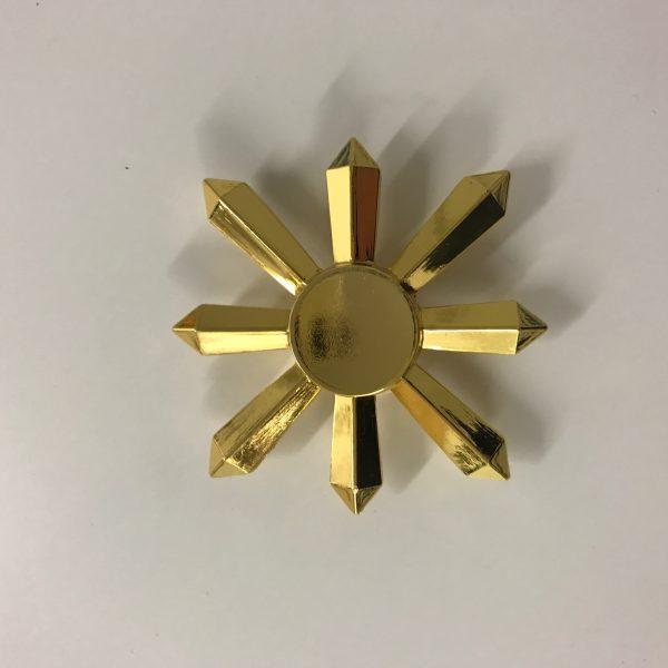 Gold 8 Point Fid Spinner Fid Spinner UK