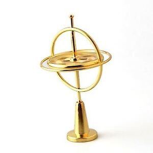 3D-Fidget-Spinner-with-stand---Gold