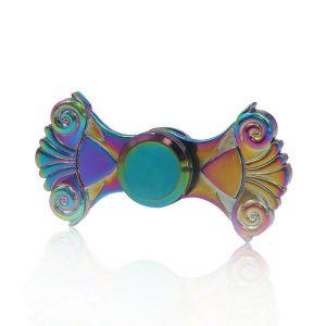 Alloy-Angel-Wing-Fidget-Spinner---Neo-Chrome