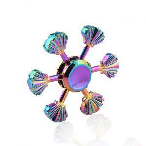 Chinese-Kongming-Fan-Fidget-Spinner---Neo-Chrome