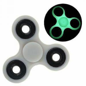 Glow-In-The-Dark-Fidget-Spinner---White