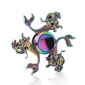 Mermaid-Fidget-Spinner---Neo-Chrome