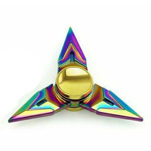 Ninja-Throwing-Dart-Shuriken-Fidget-Spinner---Neo-Chrome