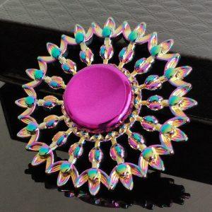 Sunflower-2-Fidget-Spinner---Neo-Chrome