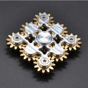Gear Cog Fidget Spinners