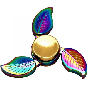 3-Leaf-Fidget-Spinner---Neo-Chrome