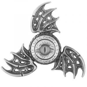 Aeneous-Dragon-Fidget-Spinner---Silver