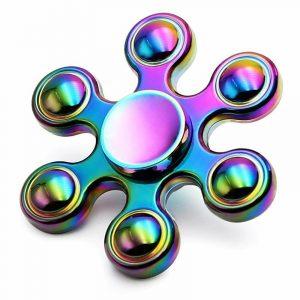 Arhat-Shield-Fidget-Spinner---Neo-Chrome