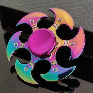 Axe-Fidget-Spinner---Neo-Chrome