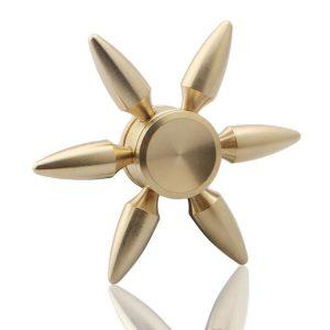 Bullet-1-Fidget-Spinner---Whole-Brass