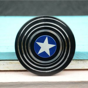 Disc-Hero-Captain-America-Fidget-Spinner---Black