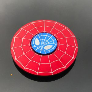 Disc-Hero-Spider-Man-Fidget-Spinner---Red-White-Blue