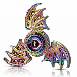 Dragon-Wing-Fidget-Spinner---Neo-Chrome