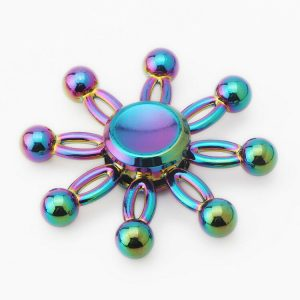 Eight-Babies-Fidget-Spinner---Neo-Chrome