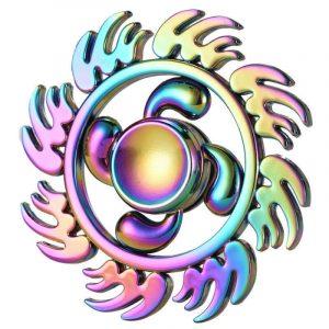 Flame-Wheel-Fidget-Spinner---Neo-Chrome