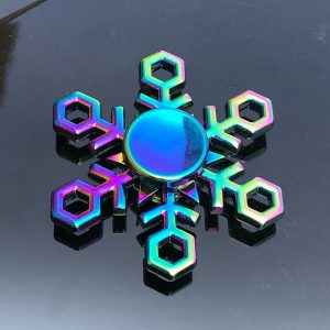 Frozen-Crystal-Snowflakes-Fidget-Spinner---Neo-Chrome