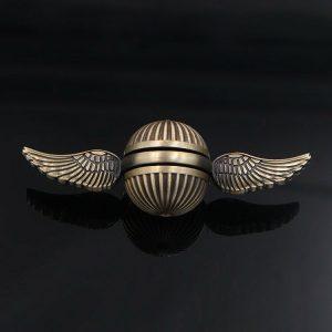 Harry-Potter-Snitch-Fidget-Spinner---Bronze