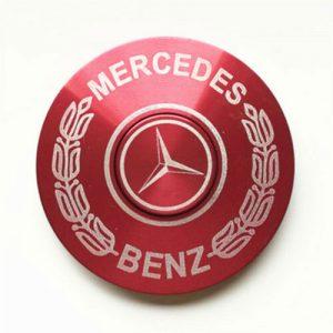 Mercedes-Benz-Fidget-Spinner---Red