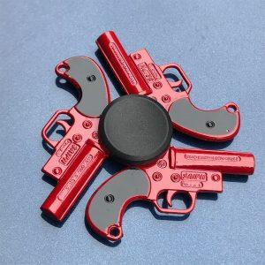 Signal-Gun-Fidget-Spinner---Red