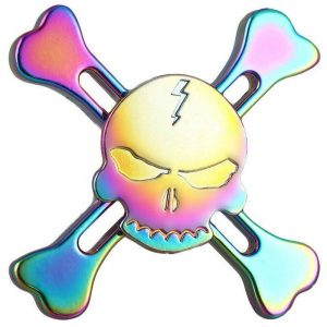 Skeleton-Bone-Demon-Fidget-Spinner---Neo-Chrome