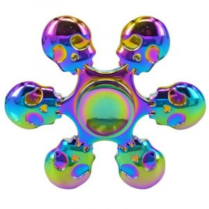 Skull-Ghost-Fidget-Spinner---Neo-Chrome