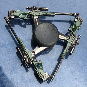 Sniper-Rifle-2-Fidget-Spinner---Green